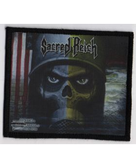 Sacred Reich - Ignorance patch