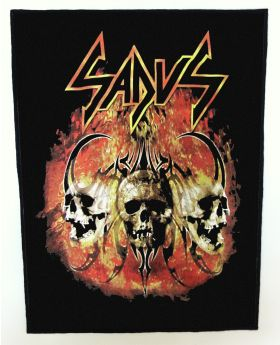 Sadus backpatch (standard size)