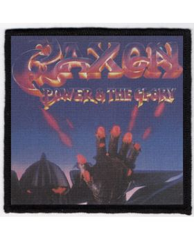 Saxon - Power and the Glory patch