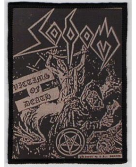 Sodom - Victims of Death patch