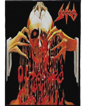 Sodom - Obsessed by Cruelty backpatch (21x30 cm)