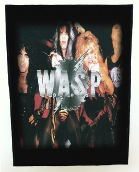 Wasp backpatch (standard size)