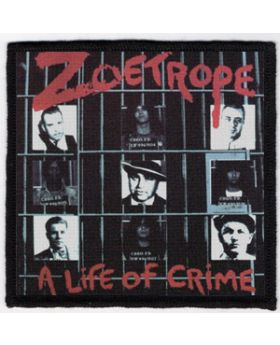 Zoetrope - A Life of Crime patch
